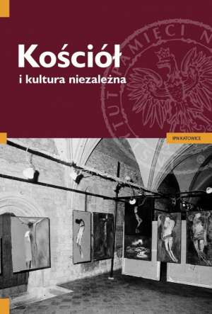 Kościół i kultura niezależna - okładka książki