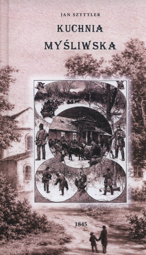 Kuchnia myśliwska - zdjęcie reprintu, mapy