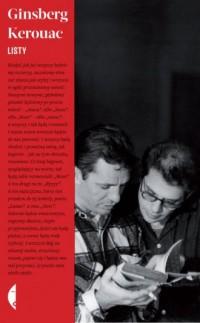 Listy Kerouac - Ginsberg - okładka książki