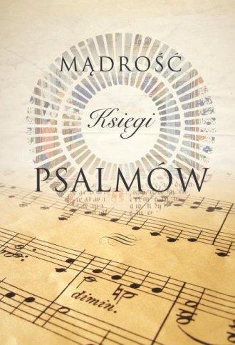 Mądrość Księgi Psalmów - okładka książki