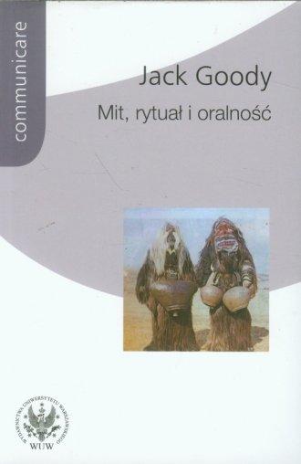 Mit rytuał i oralność - okładka książki