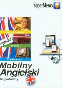 Mobilny Angielski. No problem!+ - okładka podręcznika