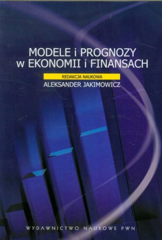 Modele i prognozy w ekonomii i - okładka książki