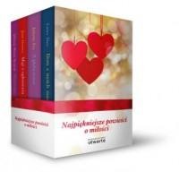 Najpiękniejsze powieści o miłości. PAKIET - okładka książki