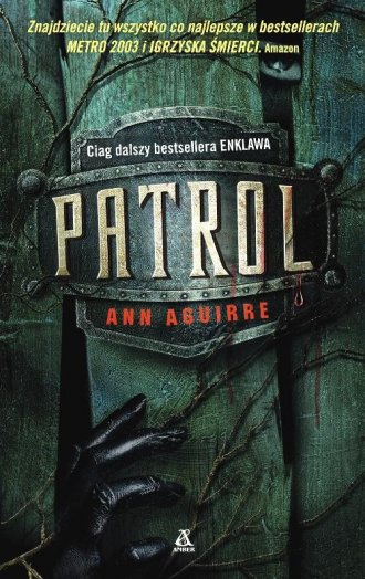Patrol - okładka książki