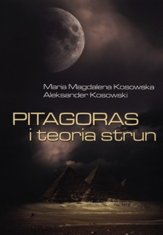 Pitagoras i teoria strun - okładka książki
