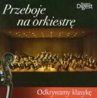 Przeboje na orkiestrę (CD) - okładka płyty