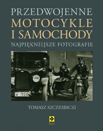 Przedwojenne samochody i motocykle. - okładka książki