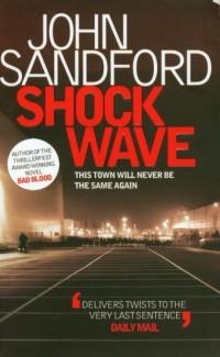 Shock wave - okładka książki