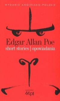 Short Stories. Opowiadania - okładka książki