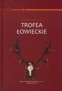 Trofea łowieckie - okładka książki