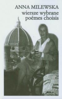 Wiersze wybrane. Poemes choisis - okładka książki