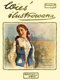 Wieś ilustrowana. Zeszyt 9 - zdjęcie reprintu, mapy