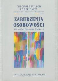 Zaburzenia osobowości we współczesnym - okładka książki