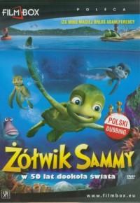 Żółwik Sammy - okładka filmu
