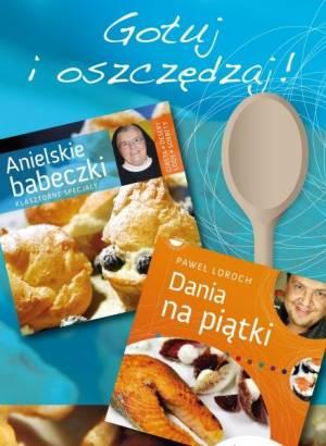 Anielskie babeczki / Dania na piątki. - okładka książki