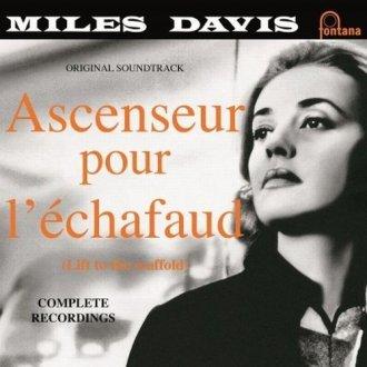 Ascenseur pour lechafaud (płyta - okładka płyty