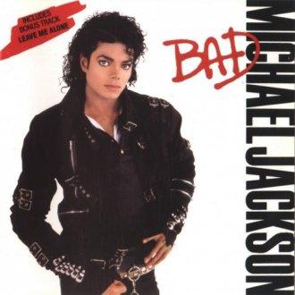 Bad (płyta gramofonowa) - okładka płyty