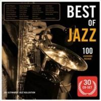 Best Of Jazz. 100 Legendare Musiker (CD) - okładka płyty