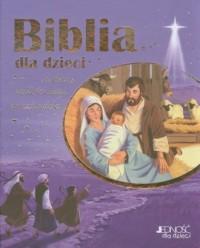 Biblia dla dzieci. Historia miłości - Wydawnictwo - okładka książki