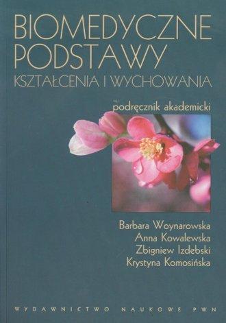 Biomedyczne podstawy kształcenia - okładka książki