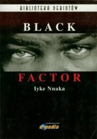Black faktor - okładka książki