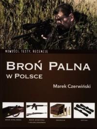 Broń palna w Polsce - okładka książki