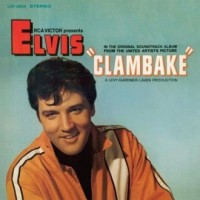 Clambake (płyta gramofonowa) - okładka płyty