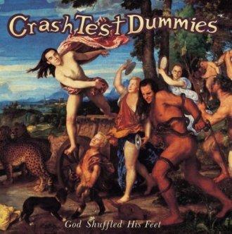 Crash Test Dummies. God Shuffled - okładka płyty