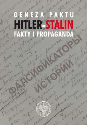 Geneza paktu Hitler-Stalin. Fakty - okładka książki