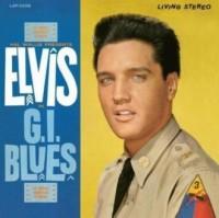 G.I. Blues (płyta gramofonowa) - okładka płyty