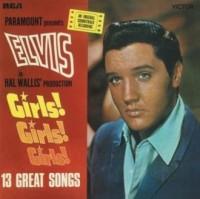 Girls girls girls (płyta gramofonowa) - okładka płyty