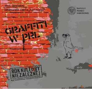 Graffiti w PRL - okładka książki