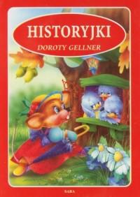 Historyjki - okładka książki