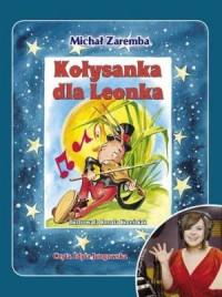 Kołysanka dla Leonka (+ CD) - okładka książki