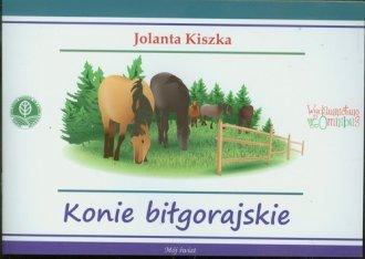 Konie Biłgorajskie - okładka książki