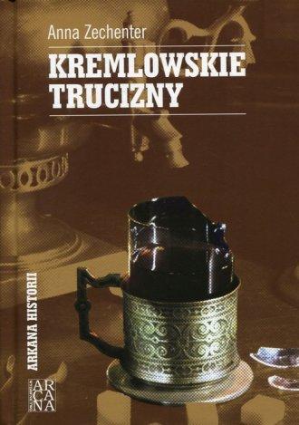 Kremlowskie trucizny - okładka książki