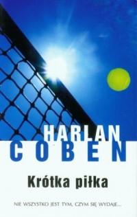 Krótka piłka - okładka książki