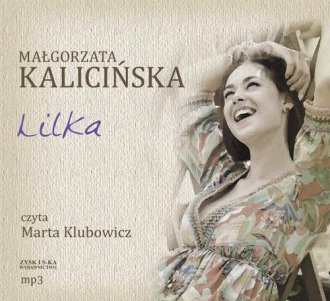 Lilka (CD mp3) - pudełko audiobooku