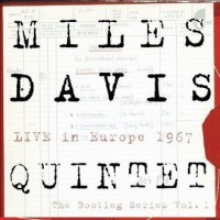 Live in Europe 1967. Miles Davis Quintet. The Bootleg Series vol. 1 (płyta gramofonowa) - okładka płyty