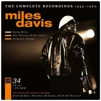 Miles Davis The complete recordings - okładka płyty