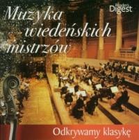 Muzyka wiedeńskich mistrzów (CD) - okładka płyty