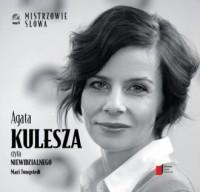 Niewidzialny. Czyta: Agata Kulesza - pudełko audiobooku