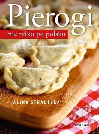 Pierogi nie tylko po polsku - okładka książki