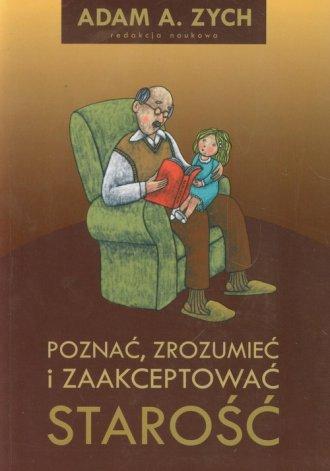 Poznać zrozumieć i zaakceptować - okładka książki