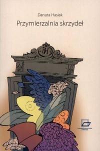 Przymierzalnia skrzydeł - okładka książki
