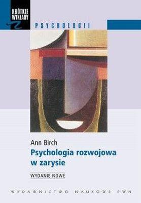 Psychologia rozwojowa w zarysie. - okładka książki