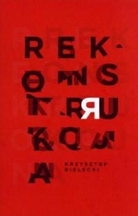 Rekonstrukcja - okładka książki
