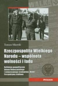 Rzeczpospolita Wielkiego Narodu - okładka książki