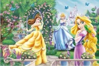 Spacer przed balem (puzzle) - zdjęcie zabawki, gry